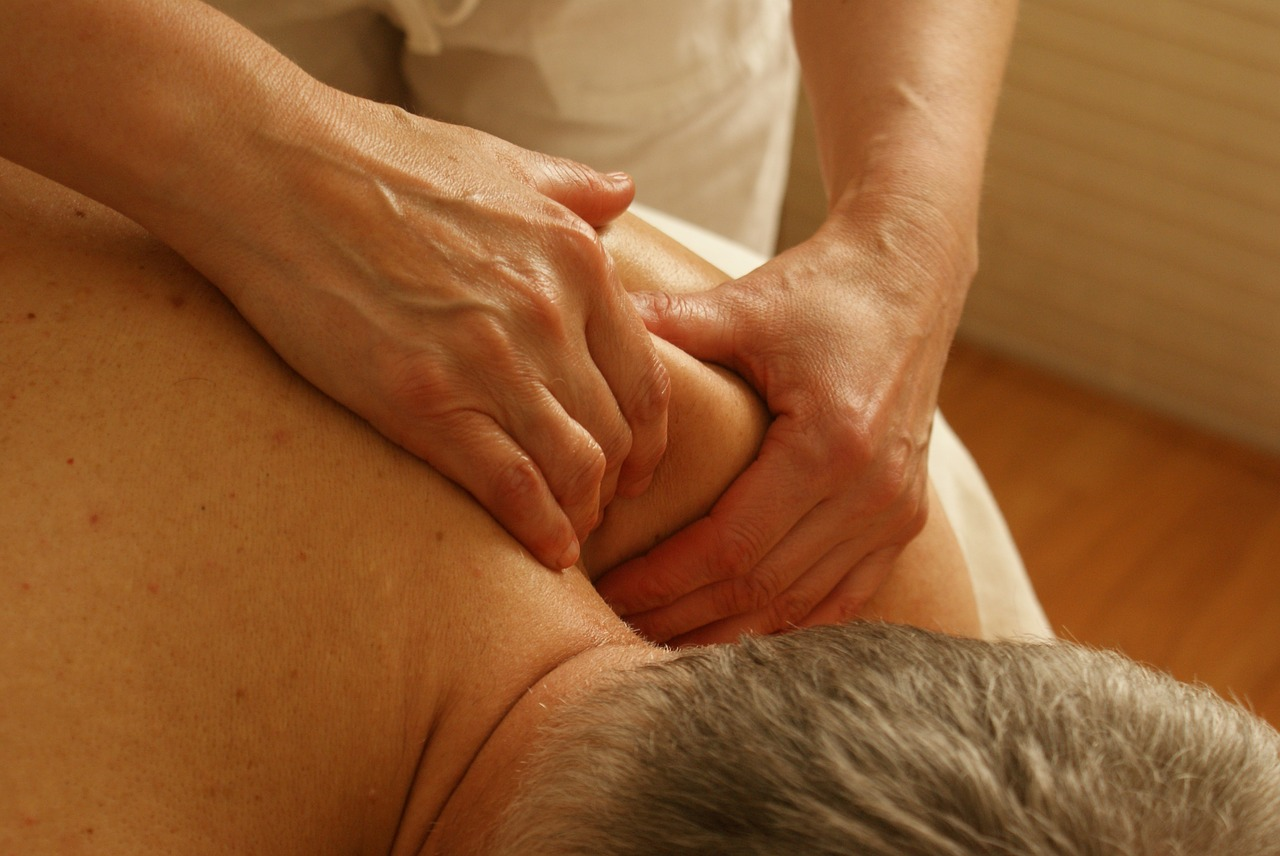 Remedial/sports and relaxation massage in Worthing